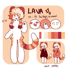 LAVA [REFERENCE 2019] by rainbowcult