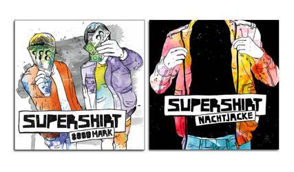 Supershirt - SINGLES by rockst3ady
