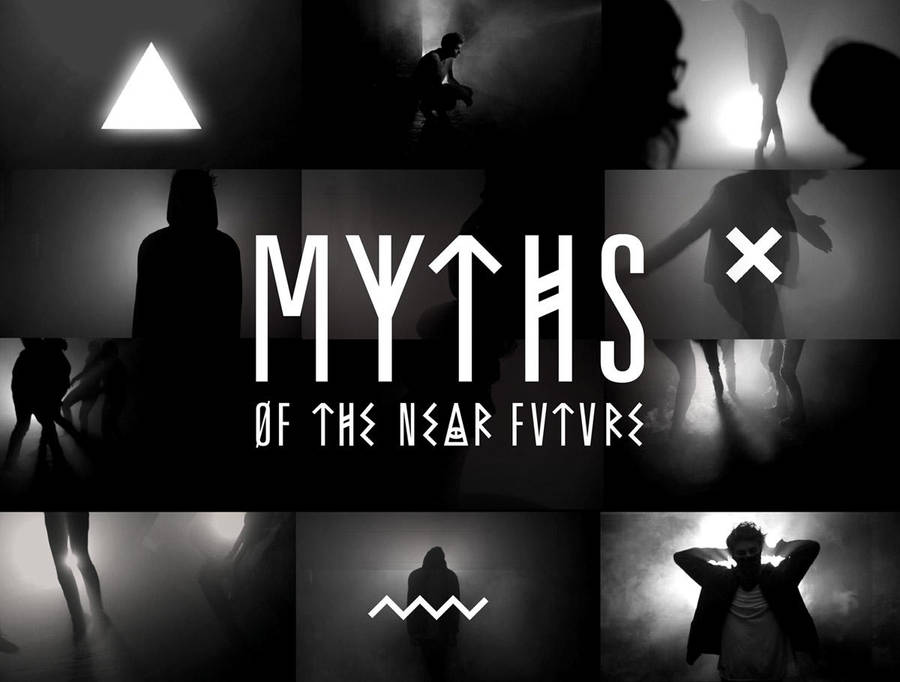 MYTHS OF THE NEAR FUTURE by rockst3ady