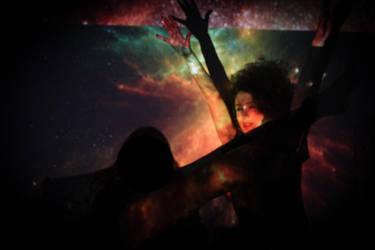 universe by paulinpaulin