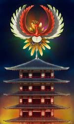 Sacred Ash by LeafyHeart