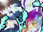 Rara and countess coloratura by KumikoPonyLK
