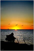 MorningFishin' by Illusorac