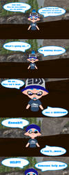 Journey to Inkopolis Comic Page 4 by CosmicRay25
