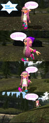 Journey to Inkopolis Comic Page 5 by CosmicRay25