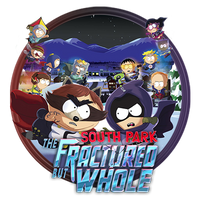 South Park The Fractured But Whole - Dock Icon by kom-a