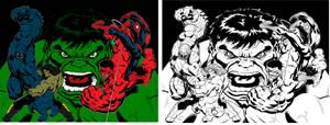 Hulk 600 Cover By Dextervines D29a37l by leoelectronix