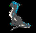 CE - Neon Dragoness by Nemomein