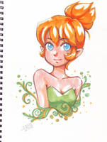 Tinkerbell by In-Sine