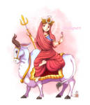 Shailaputri mata by In-Sine