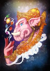 Ganesh Chaturthi by In-Sine