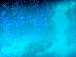 just..Fireflies  -Blue texture by JRMB-Stock