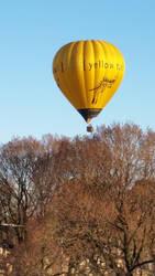 Hot Air Balloon Stock 10 by LuchareStock