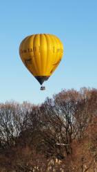 Hot Air Balloon Stock 11 by LuchareStock