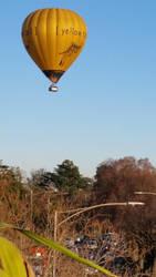 Hot Air Balloon Stock 13 by LuchareStock