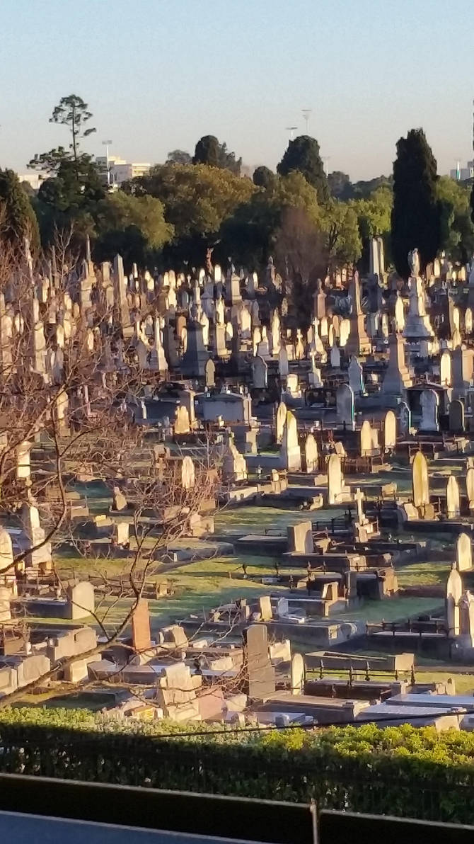 Cemetery Stock 1 by LuchareStock