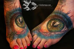 eye by CrisGherman