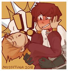 The Boys by Mossytuna