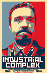 Industrial complex poster 2 by DragonMatterGames