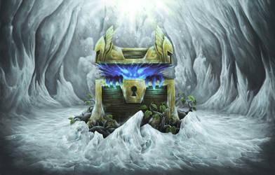 Inside Pandora by ehioe