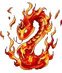 :x:Fire Elemental:x: by YukeraYasha