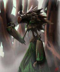 Yggdrasil by barhook
