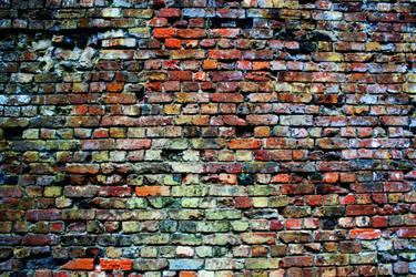 Brickwork by Atomic-Stock