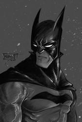 speedbatman by KAN-J