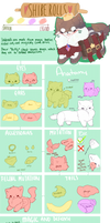 ShibeRolls Species Guide by MilkGDoll