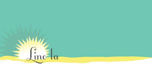 Lino La business card logo by JillianEdward
