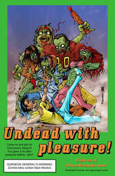 Undead With Pleasure Ad by ChaosCampus