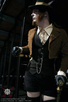 Outlandish Dandy III by RouletteDantes