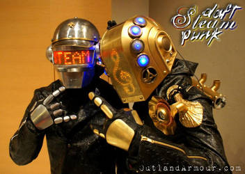 daft STEAM punk by RouletteDantes