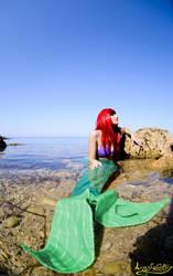 My Dream :--- Ariel CosPlay ---: by Laurelin-CosPlay
