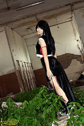 Tifa Cosplay by Laurelin by Laurelin-CosPlay