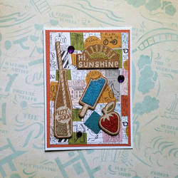 greeting card - hi sunshine by inconsistentsea