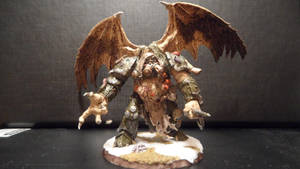 Deaths guard Deamon prince front by Dible