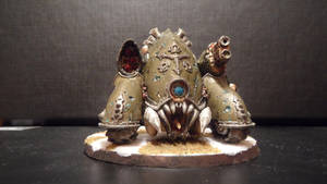 Myphitic Blight-hauler Front by Dible