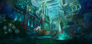 Underwater by Kronicpain