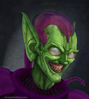 Green Goblin by strib