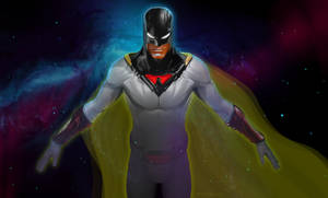 Space Ghost by strib