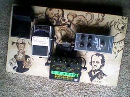 Pedal Board by DJJazzyWeekes