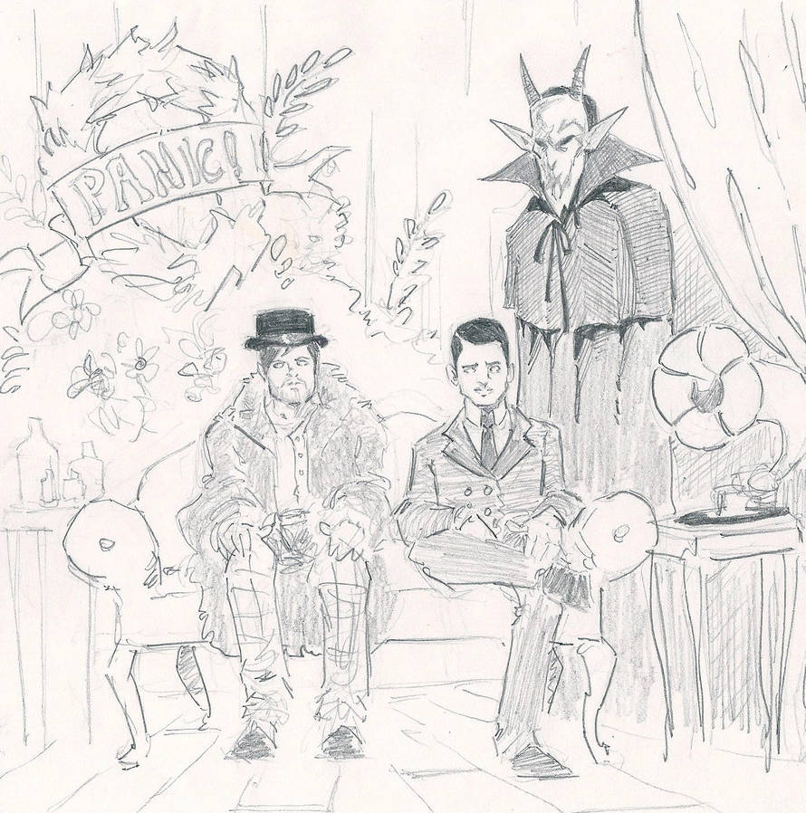 Panic Album Cover Concept by DJJazzyWeekes