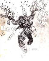 Blam by DJJazzyWeekes