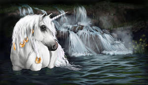 Unicorn by Re-Rian