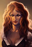 Art Trade: Rivka by Re-Rian