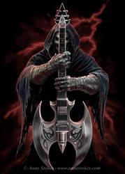 Rock god by Ironshod