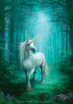 Forest Unicorn by Ironshod