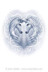 Unicorn Heart by Ironshod