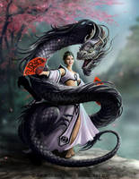 Dragon Dancer by Ironshod